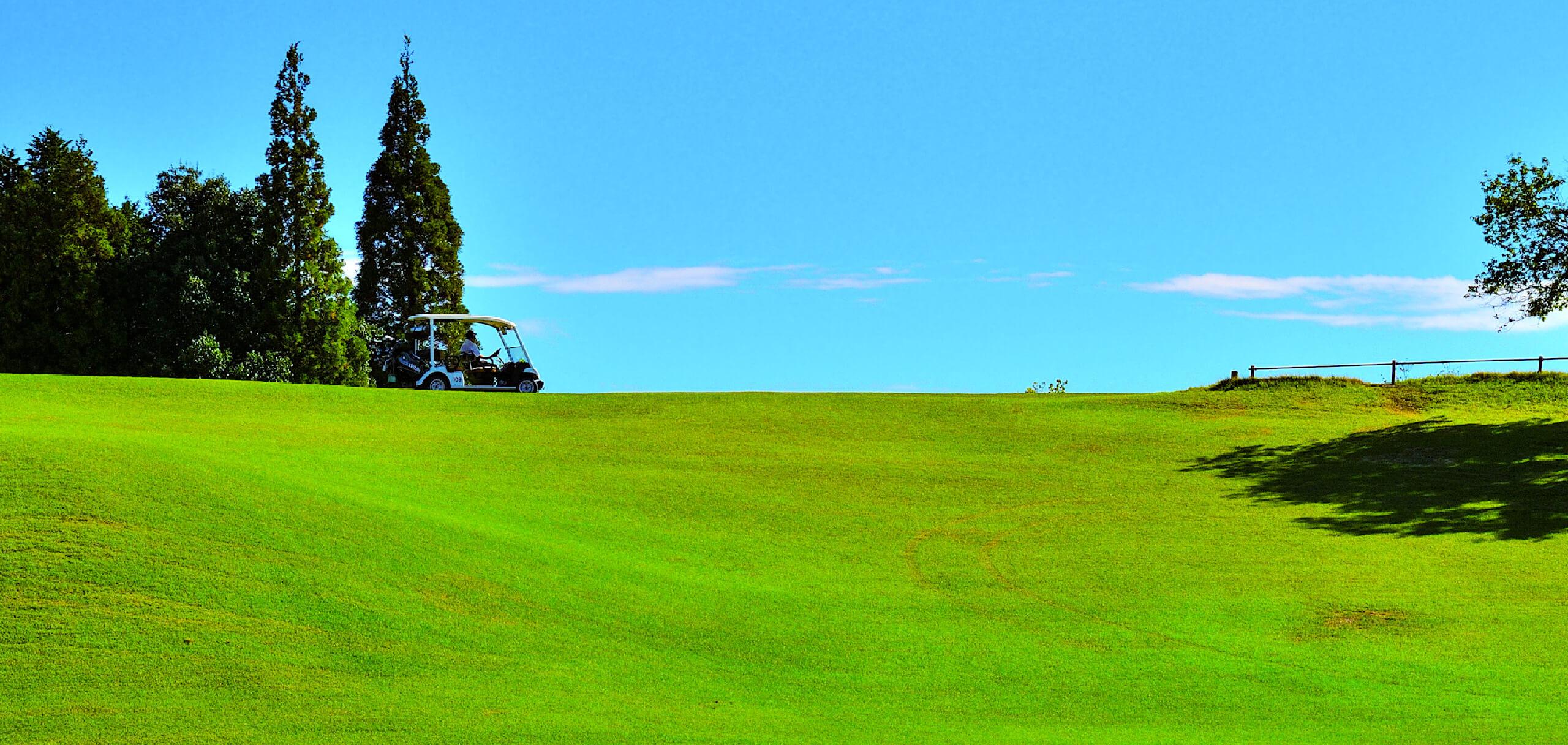 レイクグリーンゴルフ倶楽部メインビジュアル